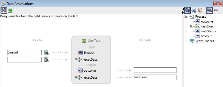 mapeando o retorno dos dados da tarefa